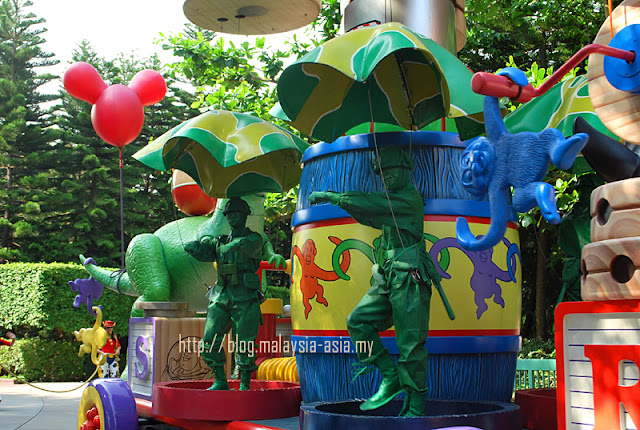 Toy Story Hong Kong Disneyland Parade