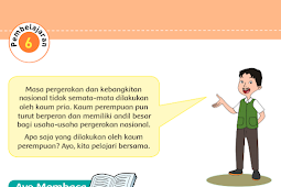 Kunci Jawaban Kelas 5 Tema 7 Subtema 1 Pembelajaran 6