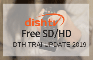 DISH TV new plan 2019