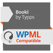 Booki is now WPML certified