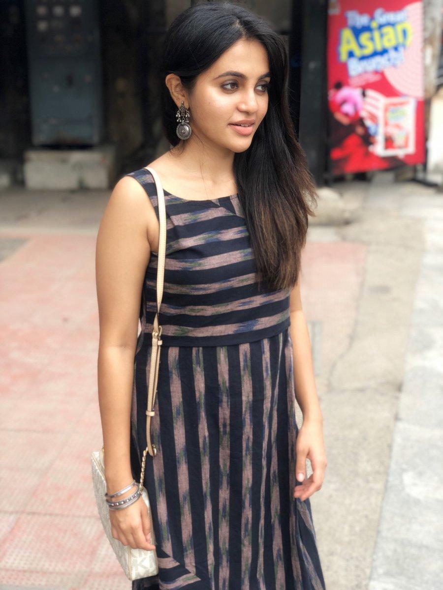 Actress Bhavani Sre Stills