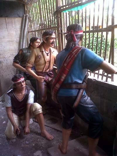 patung pejuang serangan umum 1 maret yogyakarta