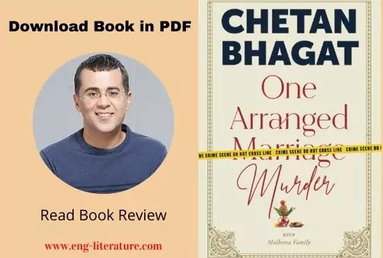 Free Download Chetan Bhagat One Arranged Murder PDF : Book Review, Summary