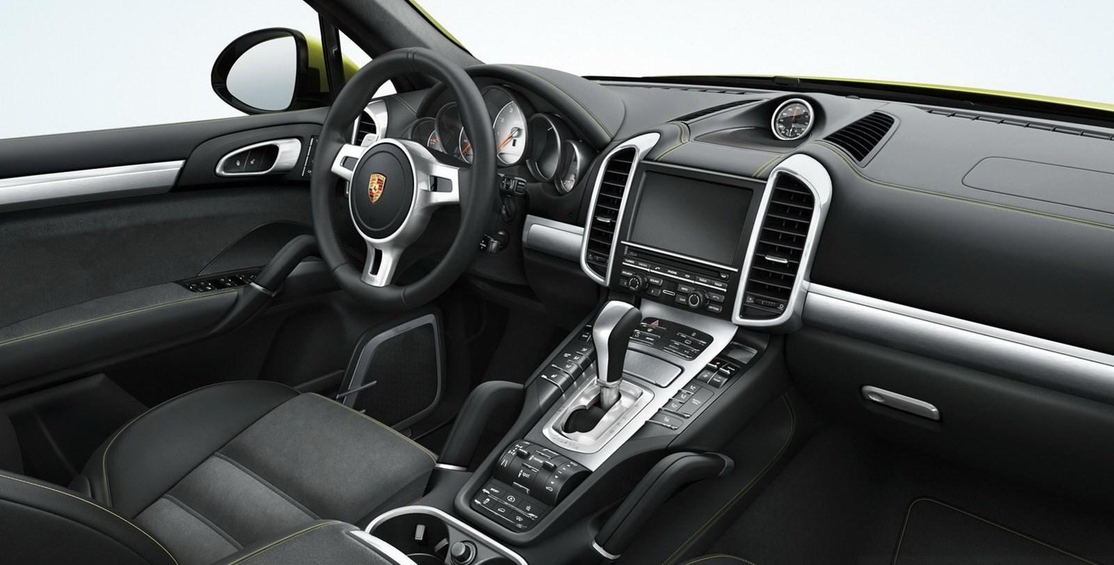New Car Review 2013 Porsche Cayenne Gts