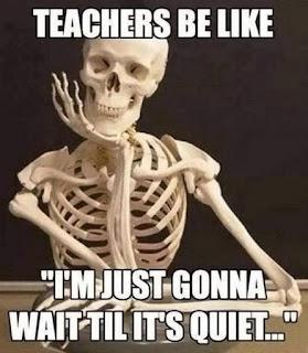 Teacher Memes for Back to School