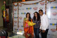 Marath Actrss Urmila Kanitkar Celetes Gudi Padwa in Orange Saree 14.JPG