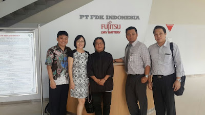 Lowongan Kerja Lulusan Baru Min SMA SMK D3 S1 Jobs : Operator Produksi PT FDK Indonesia