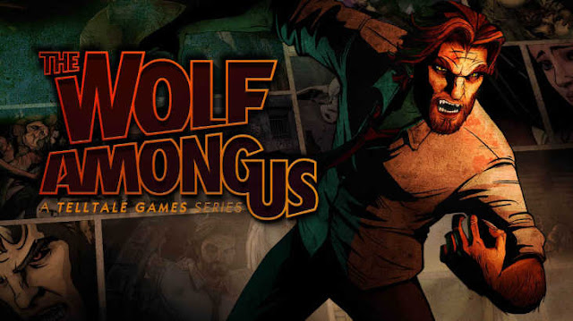 The Wolf Among Us locandina del gioco