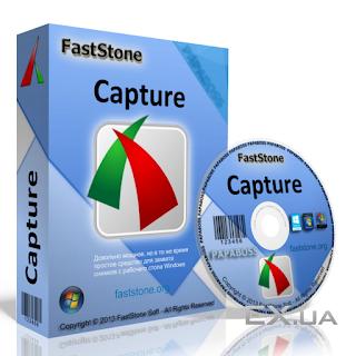 تصوير الشاشة فيديو للكمبيوتر والألعاب  FastStone Capture