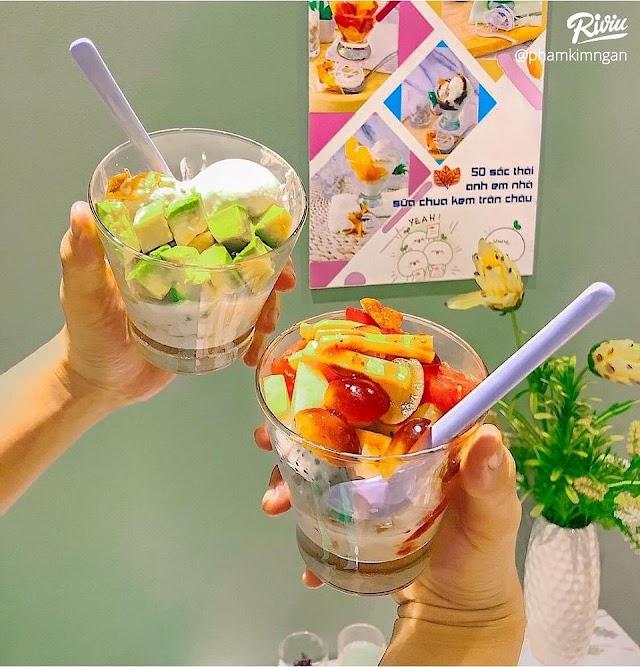 Sữa chua kem & Coffee SOKUN - Ăn là thèm