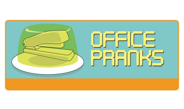 Image: Top Office Pranks for April Fool