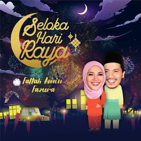 Fattah Amin & Fazura - Seloka Hari Raya MP3