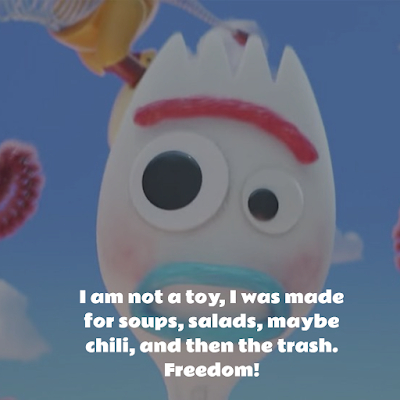 Toy Story 4 (2019) Top inspiring image Quotes and Trailer