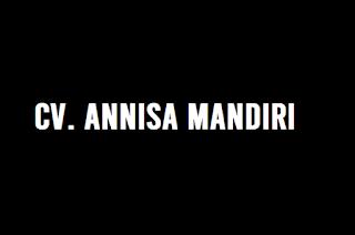 CV. Annisa Mandiri