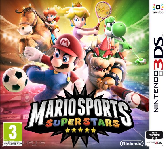 Mario Sports Superstars [EUR] 3DS [Español] [ZS]