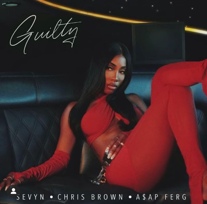 "Sevyn Streeter Releases A New Single ""Guilty"" With Chris Brown And A$AP Ferg 