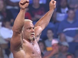 WCW - The Great American Bash 2000 - Scott Steiner faced Tank Abbott and Rick Steiner