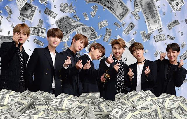 Fakta BTS Update Desember 2017 #3