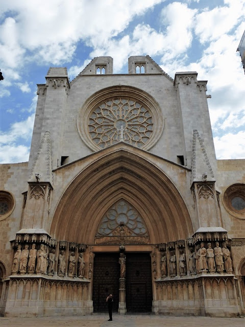 Catedral de Tarragona, portada