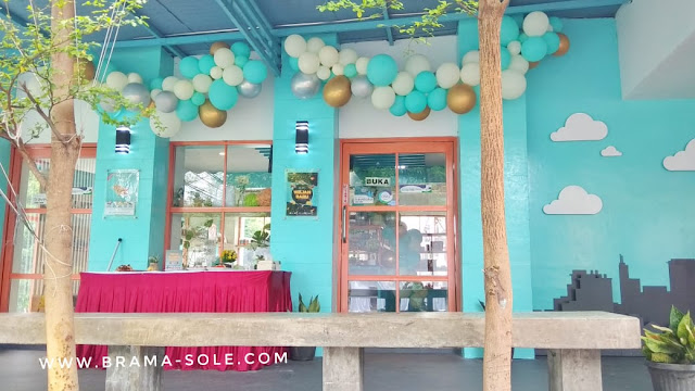 Semarang Roru Cake Jalan Sriwijaya No.4
