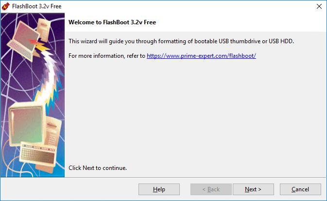 FlashBoot 3.2v