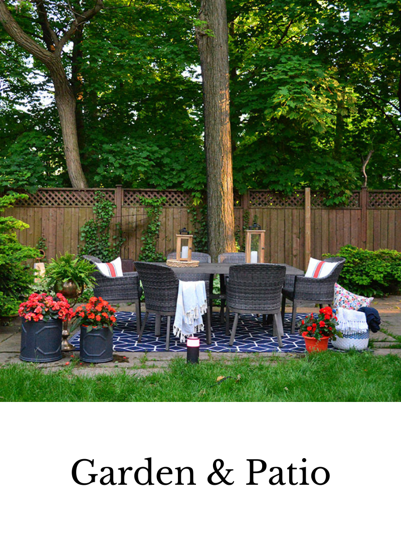 garden decor projects