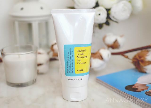 Отзывы Cosrx Low pH Good Morning Gel Cleanser Очищающий гель