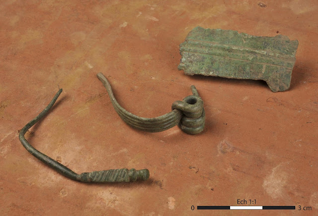 Large Gallo-Roman villa found in Brittany