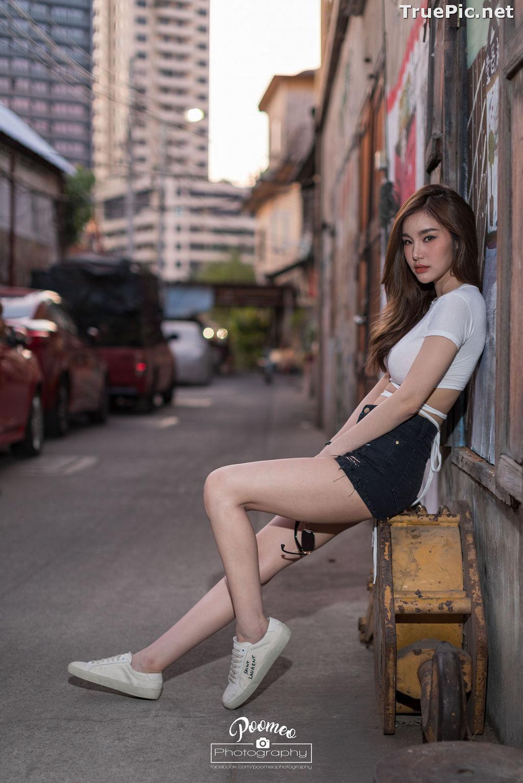 Image Thailand Model - Jarunan Tavepanya - Hot Beautiful Girl On Street - TruePic.net - Picture-10