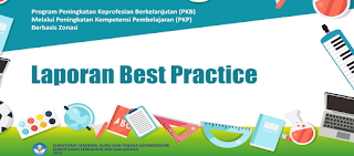 Laporan Best Prastice PKP SD bagi Guru Sasaran