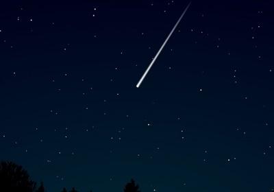 Chuva de estrelas cadentes poderá ser vista a olho nu nas próximas madrugadas