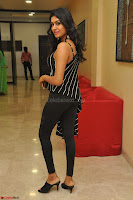 Akshida in Black Tank Top at Kalamandir Foundation 7th anniversary Celebrations ~  Actress Galleries 039.JPG