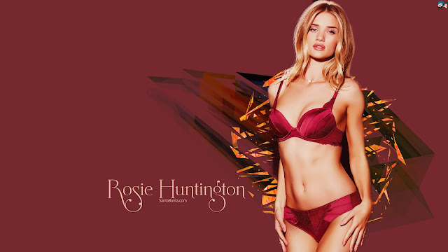 Rosie Huntington Wallpaper