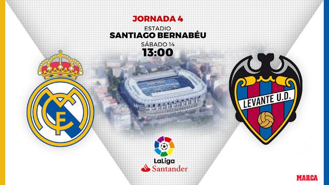 Prediksi Real Madrid Vs Levante 30 Januari 2021