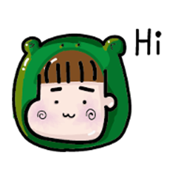 #My classmate:Frog Princess