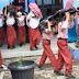 Skenario Bencana  Dipraktekkan Bagi Siswa dan Guru SD 02 Sariak Kec.Sungai Pua