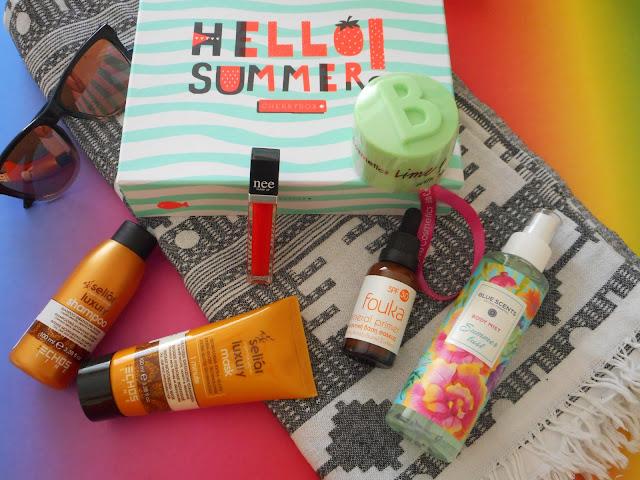 Summer Cherrybox 2017