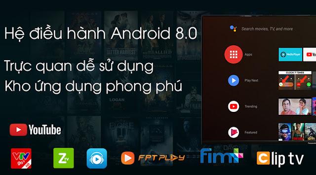 Android Tivi 4K PANASONIC 55 Inch TH-55FX650V mua đâu rẻ nhất?