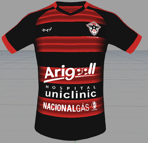 Atlético Cearense - BM9 - 2020