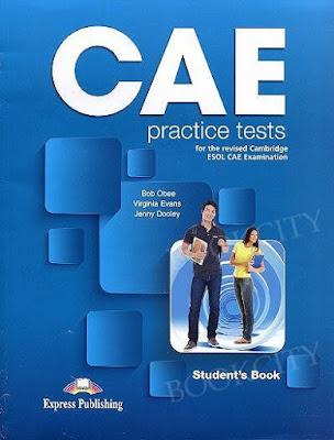 CAE Practice Tests for the revised Cambridge ESOL CAE Examination cd audio
