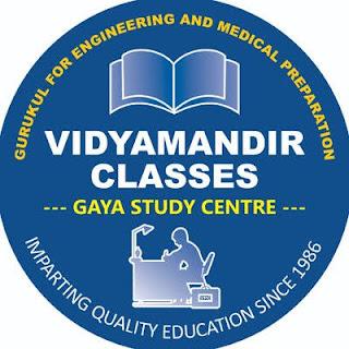 Update on vidyamandir classes