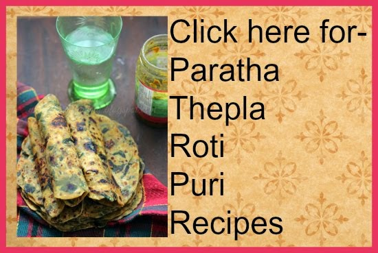 See all partha, thepla, puri recipes