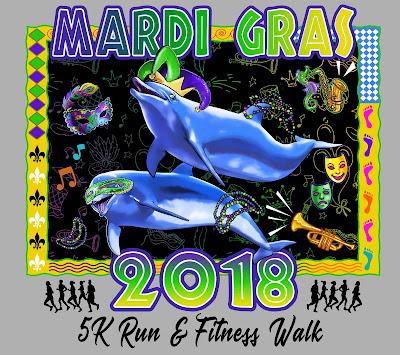 2018 Mardi Gras 5K