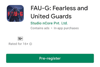 FAU-G official release date announced, click here for pre-register