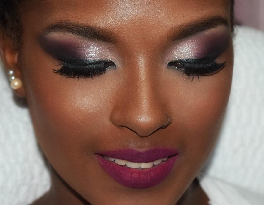 Diário da Moda: Maquiagem de Noiva para pele Negra
