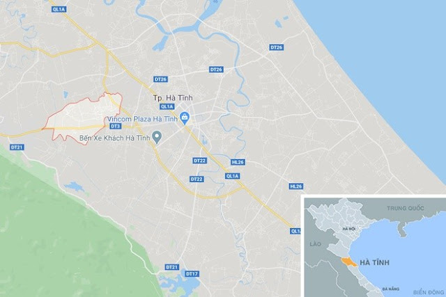 Ba người Vĩnh Phúc bỏ trốn khi đang bị cách ly ở Hà Tĩnh