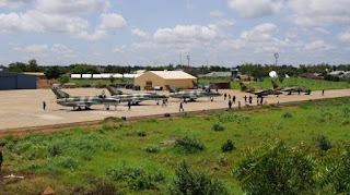 Nigerian Air Force Base May Be Attacked Soon says Chief Of Air Staff