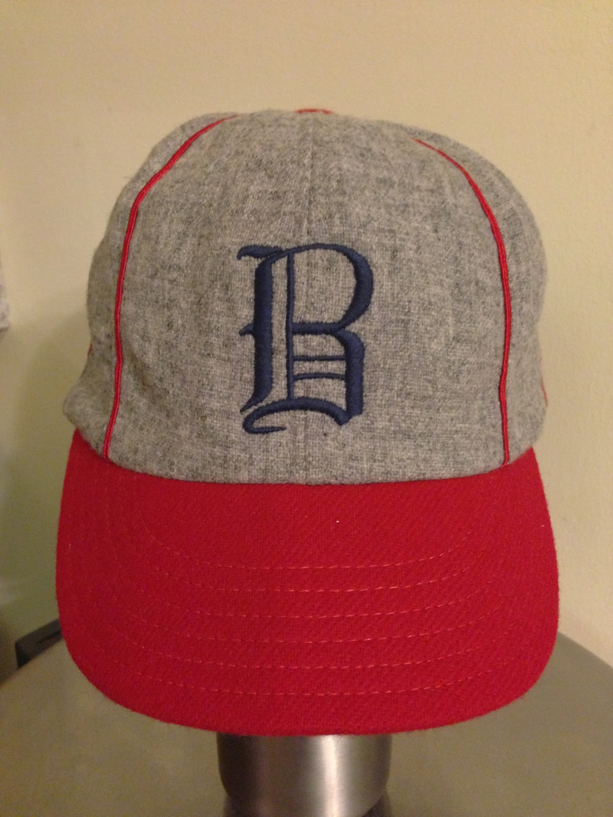 Cooperstown Ball Cap Co Caps 1933 Boston Braves R