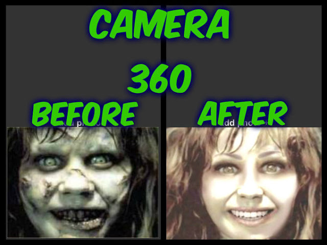 Inilah Kumpulan Meme Kocak dari Efek Camera 360