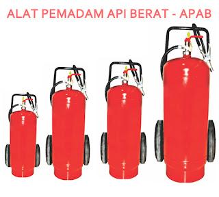 Alat Pemadam Api Berat (APAB) Trolley